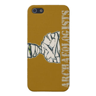 Archaeologist Grave iPhone SE/5/5s Cover