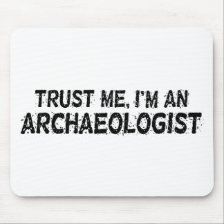 Archaeologist Mouse Pad