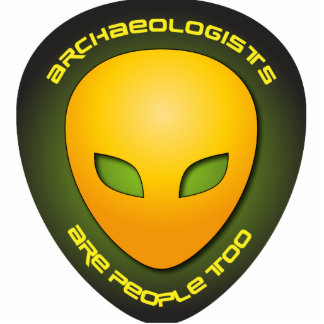 Archaeologists Are People Too Photo Cut Outs