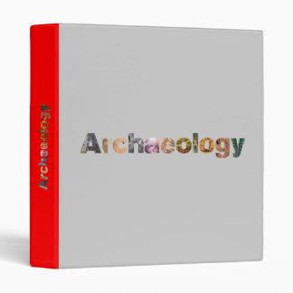 Archaeology Binder