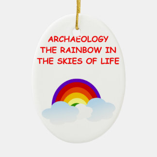 archaeology ceramic ornament