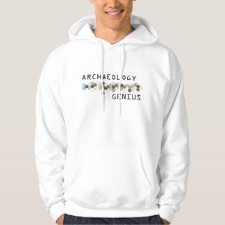 Archaeology Genius Hoodie