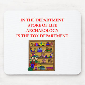 ARCHaeology gifts Mouse Pad