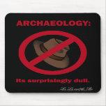 Archaeology, mousepad
