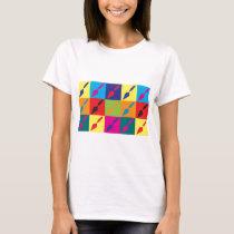 Archaeology Pop Art T-Shirt