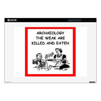 archaeology laptop skins