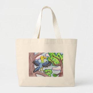 Archaeopteryx Canvas Bag