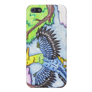 Archaeopteryx iPhone 5 Carcasas