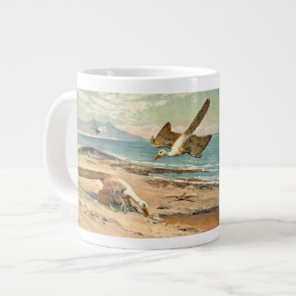 Archaeopteryx Scenery Mug