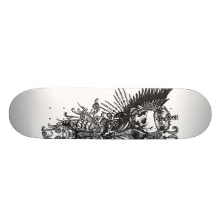 Archaicly sinful skate deck