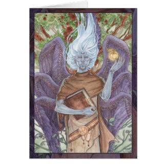 Archangel Azrael Card