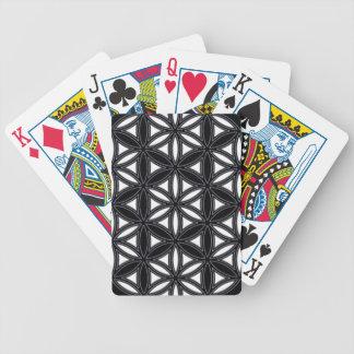 Archangel Cassiel4 Bicycle Poker Cards