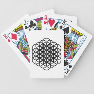 Archangel Cassiel Delight Poker Deck