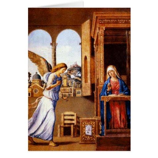 Archangel Christmas Card