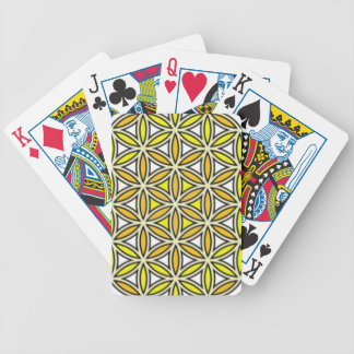 Archangel Gabriel2 Bicycle Playing Cards