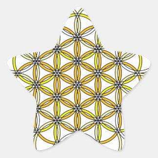 Archangel Gabriel Delight Star Sticker