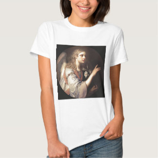 Archangel Gabriel from the Annunciation Tee Shirt