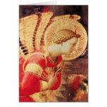 ARCHANGEL GABRIEL GREETING CARDS