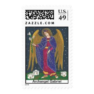 Archangel Gabriel, Guardian Postage
