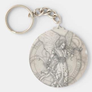 Archangel Gabriel Keychain