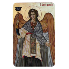 Archangel Gabriel Magnet