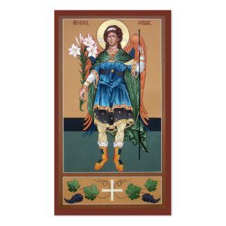 Archangel Gabriel Mini-Prayer Card