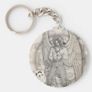 Archangel Jophiel Keychain