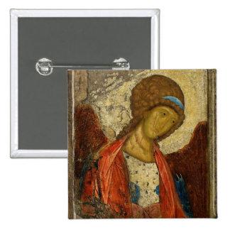 Archangel Michael c1414 Button