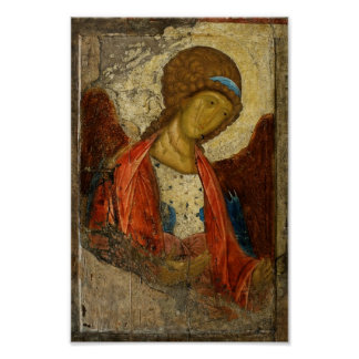 Archangel Michael c1414 Print
