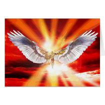 Archangel Michael Card