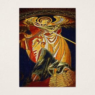 Archangel Michael Gothic, Kaiser Wilhelm Church Business Card