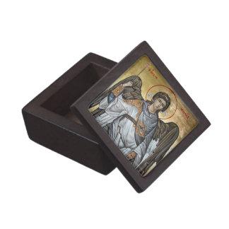 Archangel Michael Jewelry Box