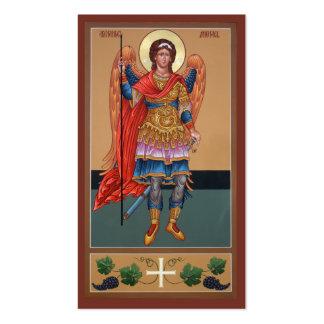 Archangel Michael Mini-Prayer Card