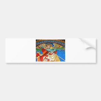 Archangel Michael Mosiac, Kaiser Wilhelm Church Bumper Sticker
