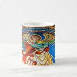 Archangel Michael Mosiac, Kaiser Wilhelm Church Coffee Mugs