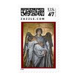 Archangel Michael Postage Stamp