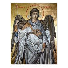 Archangel Michael Postcard