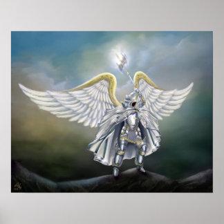 Archangel Michael Posters