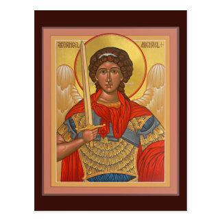 Archangel Michael Prayer Card