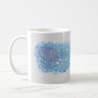 Archangel Michael's Support Art Custom Coffee Cups