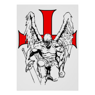 Archangel poster No. 0125072013
