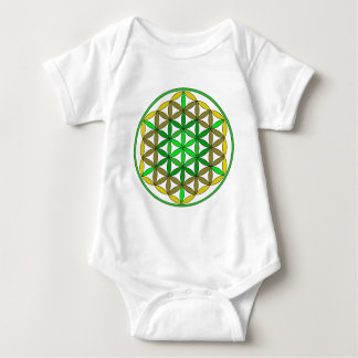 Archangel Raphael01 Baby Bodysuit