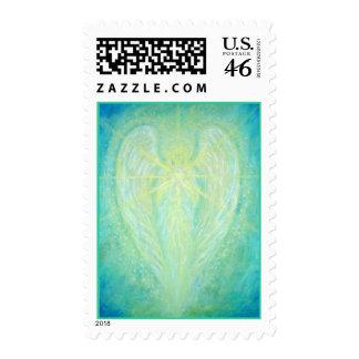 Archangel Raphael Stamp