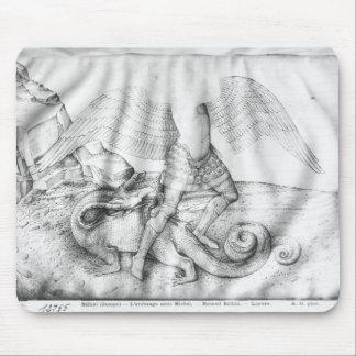 Archangel St. Michael, c.1450 Mouse Pad
