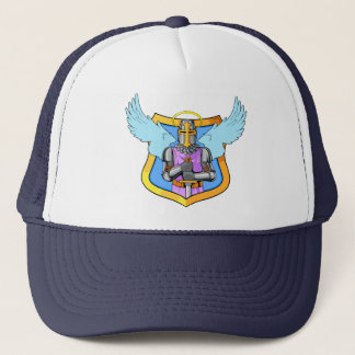 archangel trucker hat