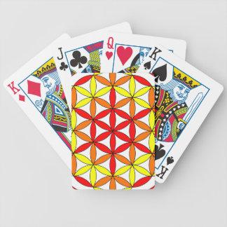 Archangel Uriel01 Deck Of Cards