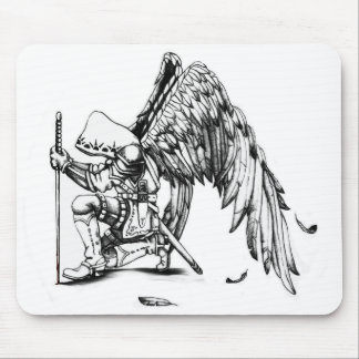 ArchAngel Warrior Mouse Pads