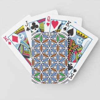 Archangel Zadkiel2 Bicycle Poker Deck