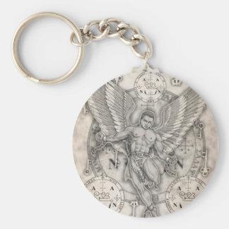 Archangel Zadkiel Keychain