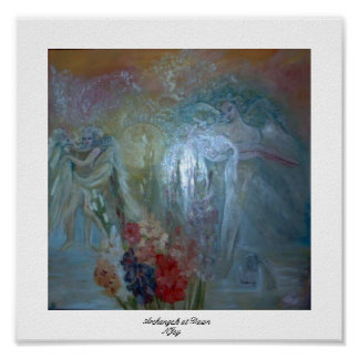 Archangels at Dawn Poster